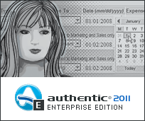 Altova Authentic® 2011 Content Editor